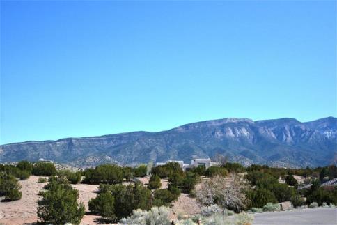 Lot 95 Anasazi Placitas Nm 87043 Us Albuquerque Land For